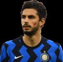 Andrea Ranocchia football render