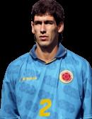 Andrés Escobar football render