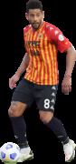 Andrés Tello football render