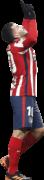 Angel Correa football render