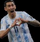 Angel Di Maria football render