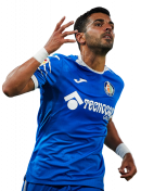 Ángel Rodríguez football render
