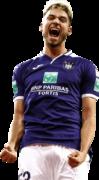 Antoine Colassin football render