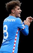 Antoine Griezmann football render