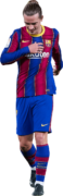 Antoine Griezmann football render