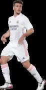 Antonio Blanco football render