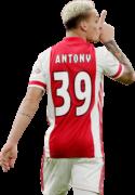 Antony football render