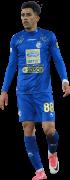 Arash Rezavand football render