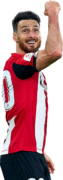 Aritz Aduriz football render