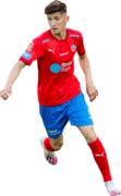 Armin Gigovic football render