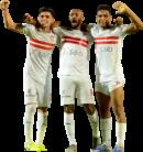 Ashraf Bencharki, Shikabala & Seifeddine Jaziri football render