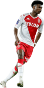 Aurélien Tchouaméni football render