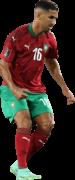 Aymen Barkok football render