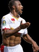 Ayoub El Kaabi football render