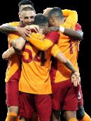 Aytaç Kara, Berkan Kutlu, Emre Kilinc, Ryan Babel & Mostafa Mohamed football render
