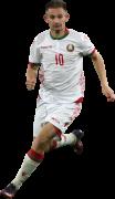 Ivan Bakhar football render