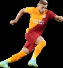 Baris Yilmaz football render