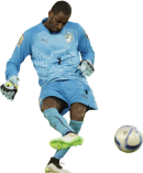 Boubacar Barry football render