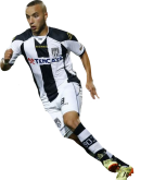 Iliass Bel Hassani football render