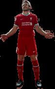 Ben Davies football render