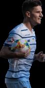 Benjamin Verbic football render