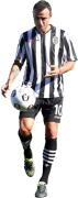 Dimitar Berbatov football render