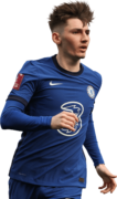 Billy Gilmour football render