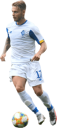 Bogdan Lednev football render