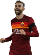 Borja Mayoral football render