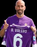 Borja Valero football render