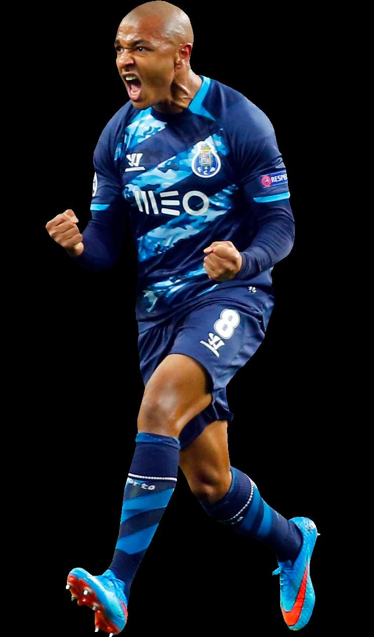 Yacine Brahimi football render FootyRenders