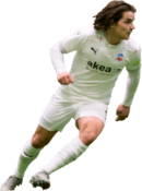 Brandur Hendriksson football render