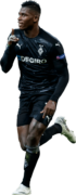 Breel Embolo football render