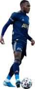 Bright Osayi-Samuel football render