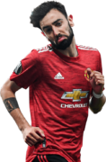 Bruno Fernandes football render