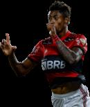 Bruno Henrique football render