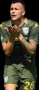 Bruno Martella football render