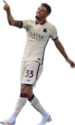 Bruno Peres football render