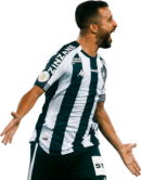 Caio Alexandre football render
