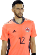 Camilo Vargas football render