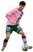 Carles Alena football render