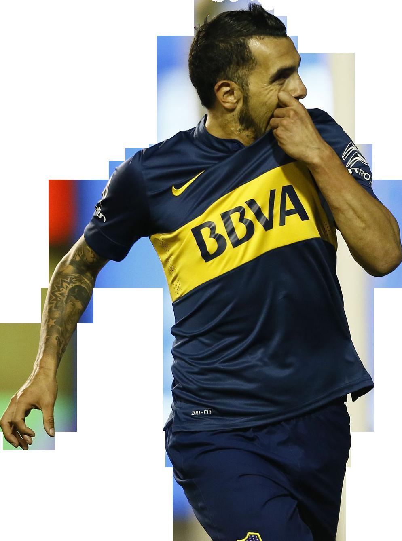 Carlos Tevez football render - 16503