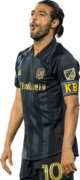 Carlos Vela football render
