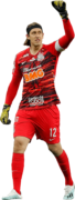 Cássio Ramos football render