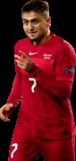 Cengiz Ünder football render