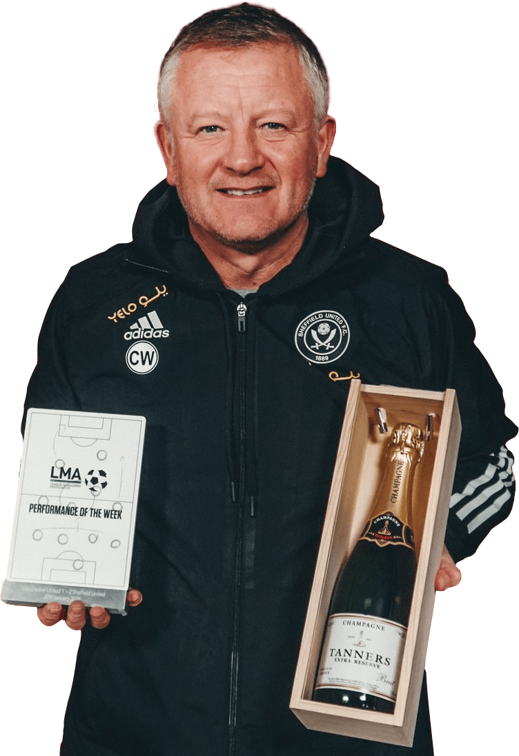Chris Wilder render