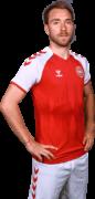 Christian Eriksen football render