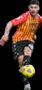 Christian Pastina football render