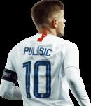 Christian Pulisic football render