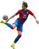 Conor Gallagher football render